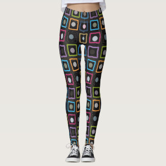 The Squares Leggings