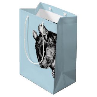 The Squirrel Medium Gift Bag