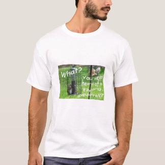 The Squirrel Proof Bird Feeder T-Shirt