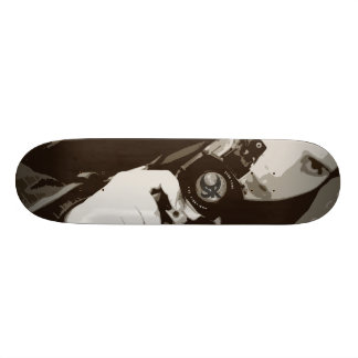 The SR Retro Board 19.7 Cm Skateboard Deck