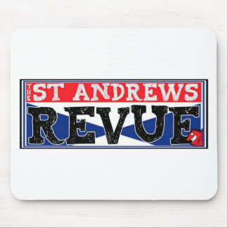 The St Andrews Revue Luxury Line Mouse Pad