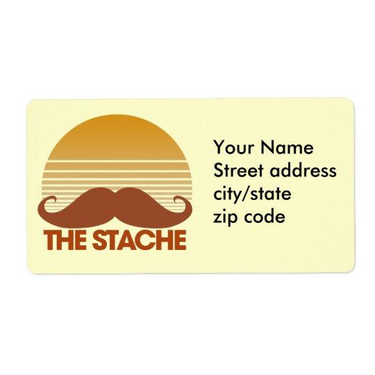 The Stache Retro Design