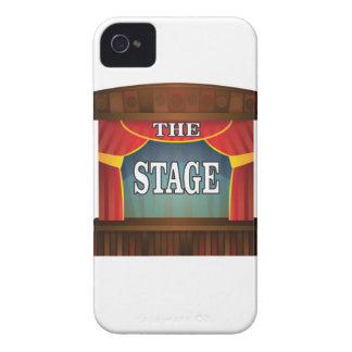 the stage goes on iPhone 4 Case-Mate cases