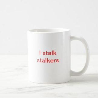The Stalker's Stalker Basic White Mug