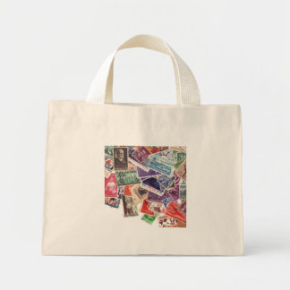The Stamp Collector Tote Bags