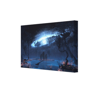 The Standing Stones Canvas Print