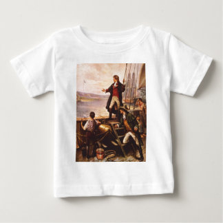 The Star Spangled Banner by Percy Moran Baby T-Shirt