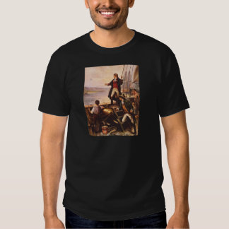 The Star Spangled Banner by Percy Moran Shirts