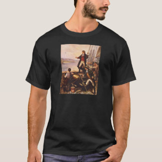 The Star Spangled Banner by Percy Moran T-Shirt