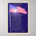 The Star-spangled Banner Poster
