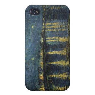 The Starry Night, 1888 iPhone 4 Case