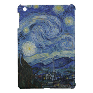 The Starry Night, 1889 by Vincent van Gogh iPad Mini Covers