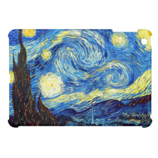 The Starry Night by Vincent van Gogh 1889 iPad Mini Cover