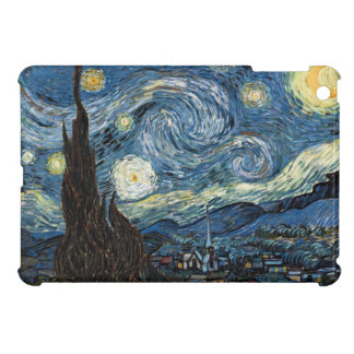 The Starry Night by Vincent van Gogh iPad Mini Cover For The iPad Mini