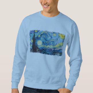 The Starry Night by Vincent Van Gogh Sweatshirt