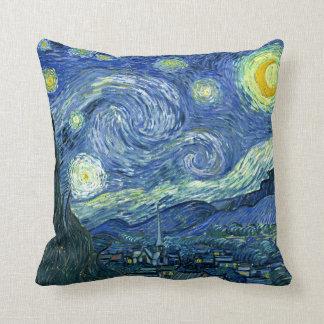 The Starry Night Cushion