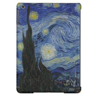 The Starry Night iPad Air Covers