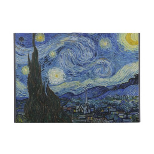 The Starry Night Cover For iPad Mini