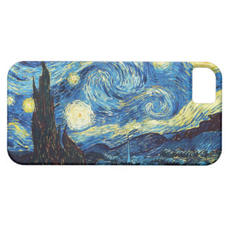 The Starry Night iPhone 5 Cover