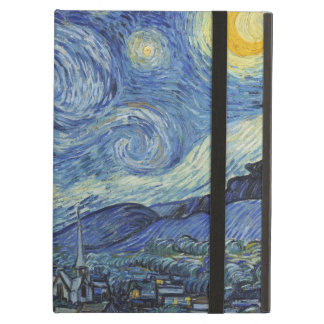 The Starry Night, June 1889 (oil on canvas) iPad Cover