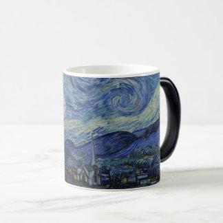 The Starry Night Magic Mug