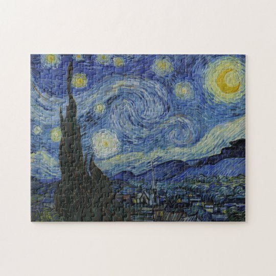 The Starry Night Puzzle