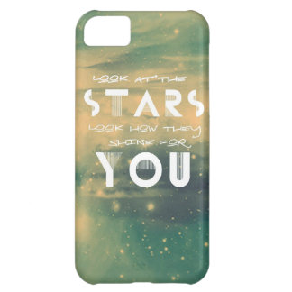 The stars IPHONE5 cover iPhone 5C Case