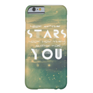 The stars iPhone 6 case cover Barely There iPhone 6 Case