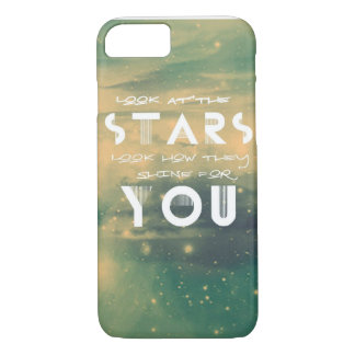 The stars iPhone 7 case cover