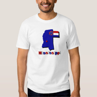 The State of Mississippi Tees