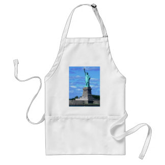 The Statue of Liberty Standard Apron