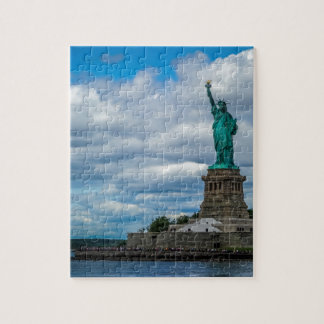 The Statue of Liberty Jigsaw Puzzle