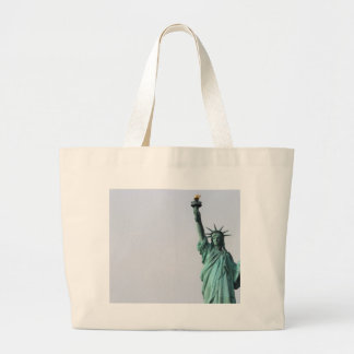 The Statue of Liberty Large Tote Bag