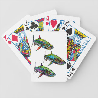 THE STEADY SCHOOL BICYCLE PLAYING CARDS