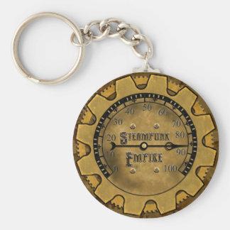 The Steampunk Empire Key Holder Key Ring