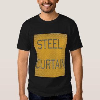 THE STEEL CURTAIN TEE SHIRT