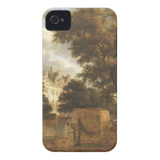 The stone bridge by Adriaen van de Velde iPhone 4 Cases