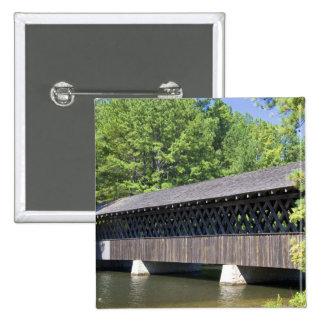 The Stone Mountain Covered Bridge at Stone Button
