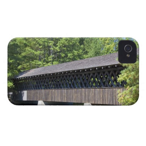 The Stone Mountain Covered Bridge at Stone Blackberry Bold Covers