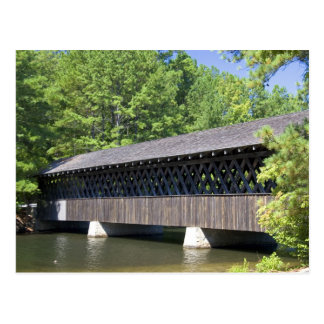The Stone Mountain Covered Bridge at Stone Postcard