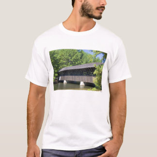 The Stone Mountain Covered Bridge at Stone T-Shirt