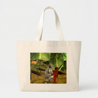 The stone people tote bag