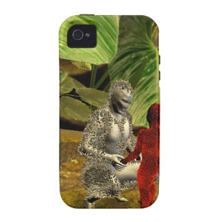 The stone people Case-Mate iPhone 4 covers