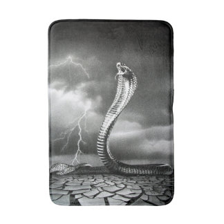 THE STORM IS COMING BATH MAT