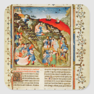 The Story of Joseph, illustration Sticker