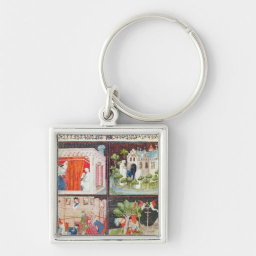 The Story of Lancelot Key Chains