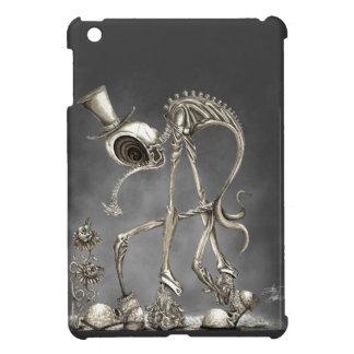 The stroll w/ light BG Case For The iPad Mini