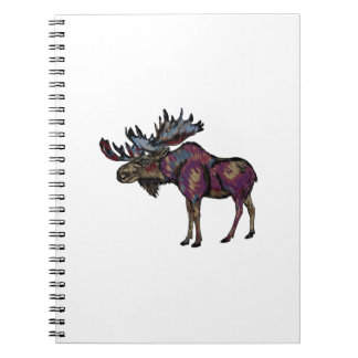 THE STRONG BULL NOTEBOOK