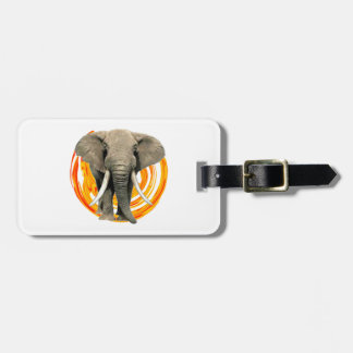 THE STRONGEST ONE LUGGAGE TAG