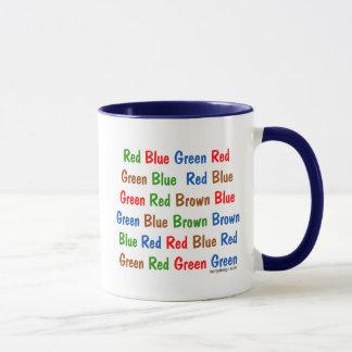 The Stroop Test Mug